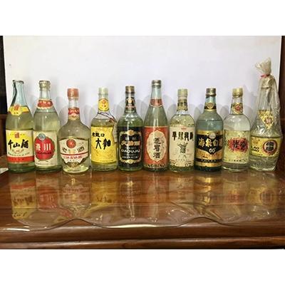 高价老酒回收